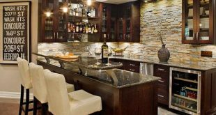 20+ Creative Basement Bar Ideas   Bar ideas   Bars for home, Home