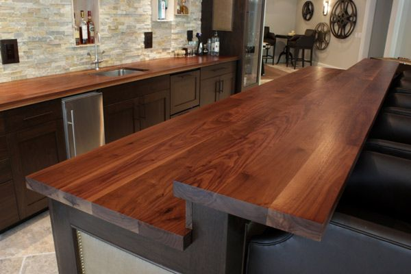 Basement Bar Countertop Ideas. Basement Bar Countertop Ideas With