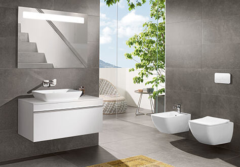 Bathroom planner - design your own dream bathroom » Villeroy & Boch