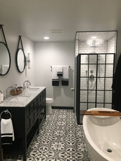 Garage, Bathroom Design Ideas | Wayfair