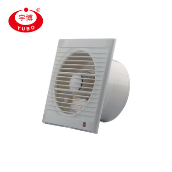 Ce Certification Electric Axial Flow Bathroom Extractor Fans - Buy