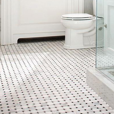 Your Bathroom Floor Tiles Can Make