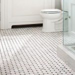 Some Types Of Bathroom Floor   Tiles