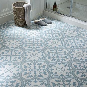 Bathroom Floor Tiles | Walls and Floors