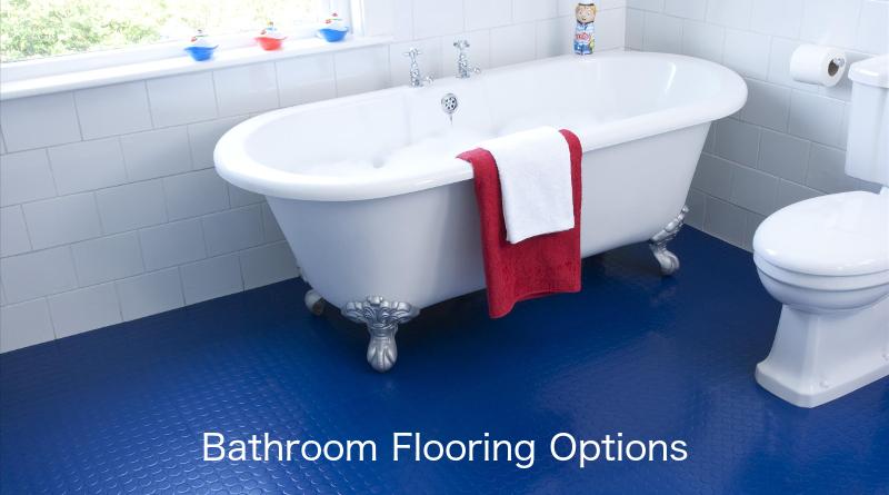 Bathroom Flooring Options | HomeFlooringPros.com