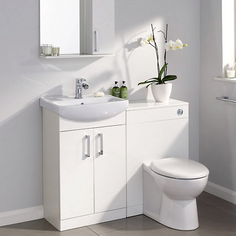 Bathroom Furniture Uk. Simple and Functional Bathroom Furniture