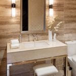 Bathroom Lighting Ideas:   Creative and Beneficial
