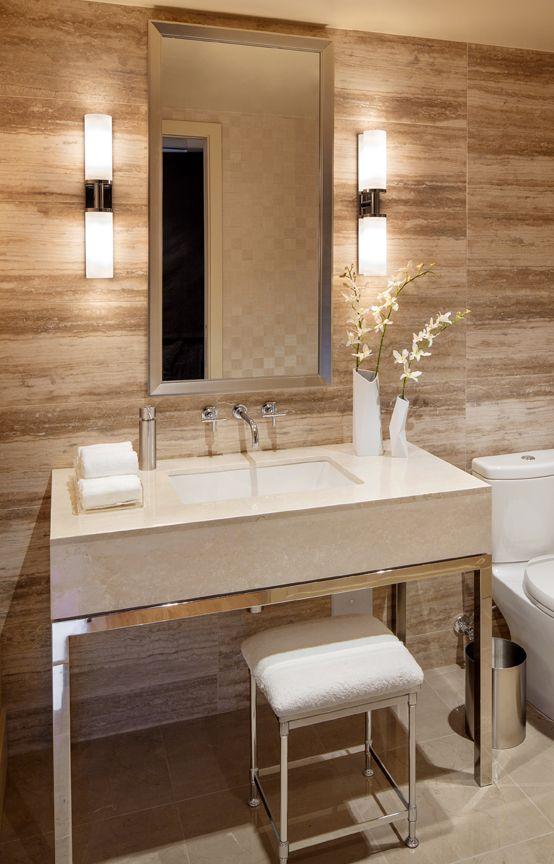 Bathroom Lighting Ideas:   Creative and Beneficial