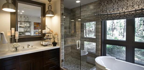 Bathroom Makeovers - easy updates and budget-friendly ideas