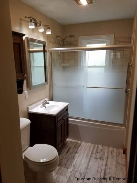 Bathroom Remodeling vs Renovation | Freedom Builders & Remodelers