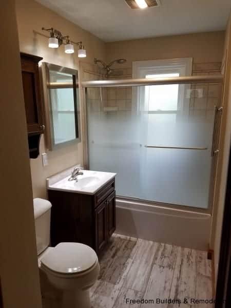 Bathroom Remodeling vs Renovation | Freedom Builders & Remodelers