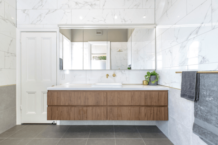 Bathroom Renovations Melbourne - The Inside Project
