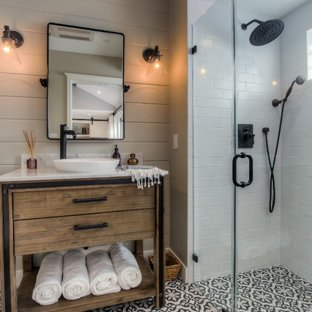 75 Most Popular Walk-In Shower Design Ideas for 2019 - Stylish Walk
