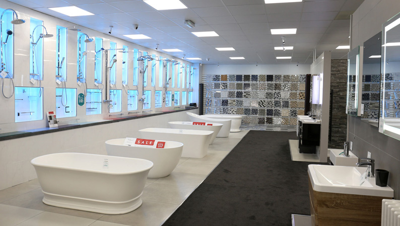 Easy Bathrooms Leeds Bathroom Showroom Gallery For Photographers