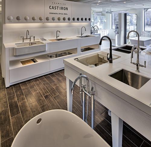 Bath & Kitchen Showrooms - Chicago Area | Crawford Supply