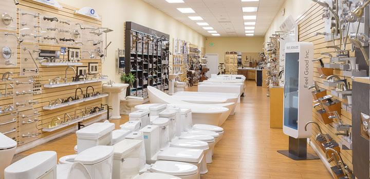 North Hollywood Showroom: Bathroom Sink Vanities, Sinks, Faucets