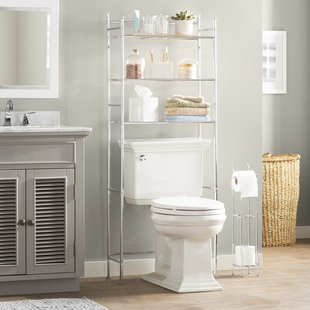 Narrow Bathroom Storage | Wayfair