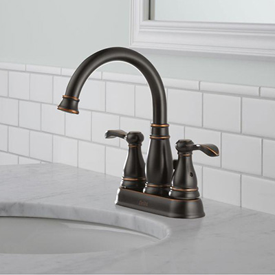 Bathroom Faucets for Your Sink, Shower Head and Bathtub - The Home Depot