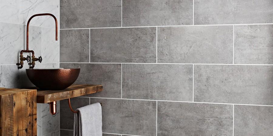 Grey Tiles | Wall & Floor Tiles | Topps Tiles