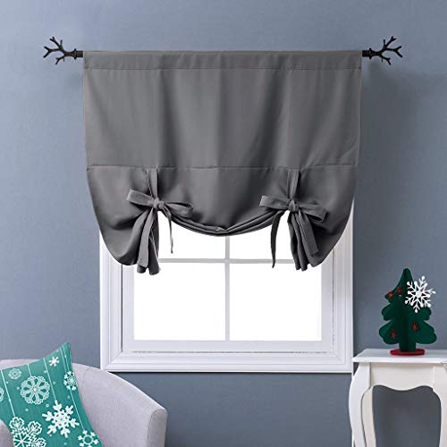Curtains for Bathroom Window: Amazon.com