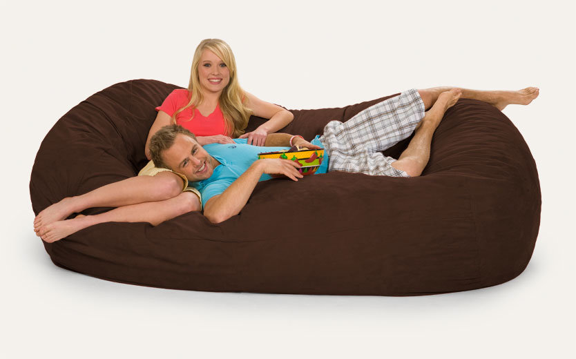 Relax Sacks Giganti Bean Bag Sofa & Reviews | Wayfair