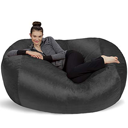 Amazon.com: Sofa Sack - Plush Bean Bag Sofas with Super Soft