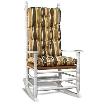 Rocker Cushions Sets Outdoor Rocking Chair Cushion Beautiful Rocking