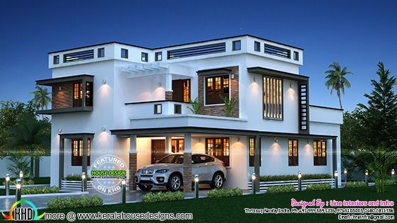 Beautiful 1600 sq-ft home | Villas | House design, House plans és