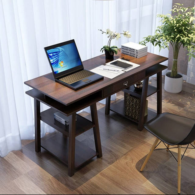 IKEA home desktop computer desk desk simple desk study tables