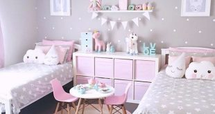 20 Creative Girls Bedroom Ideas for Your Child and Teenager | Sydney