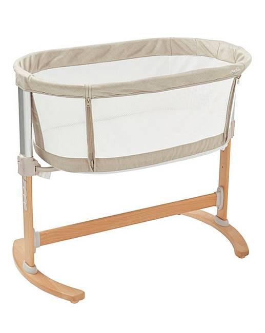 Purflo Purair Bedside Crib | Simply Be