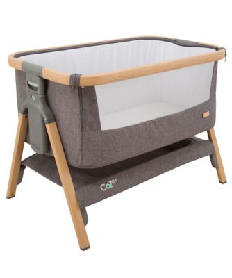 Keeping Your Baby Close to You   in a Comfy Bedside crib