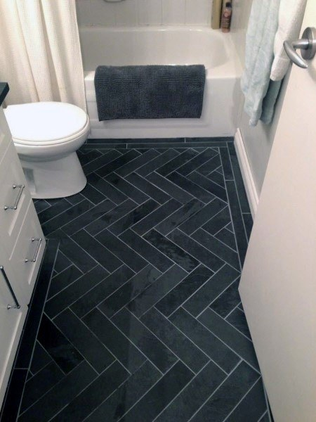 Top 60 Best Bathroom Floor Design Ideas - Luxury Tile Flooring