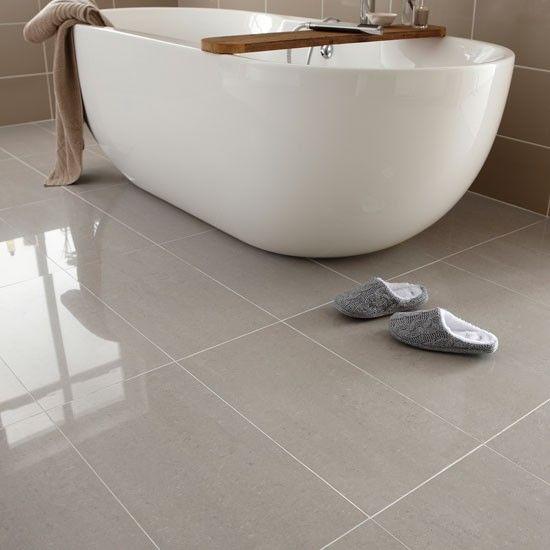 Cork Flooring in an Exercise Room | Tile Flooring | Bathroom floor