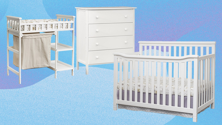 Best Nursery Furniture Sets To Register For 2019 | What to Expect
