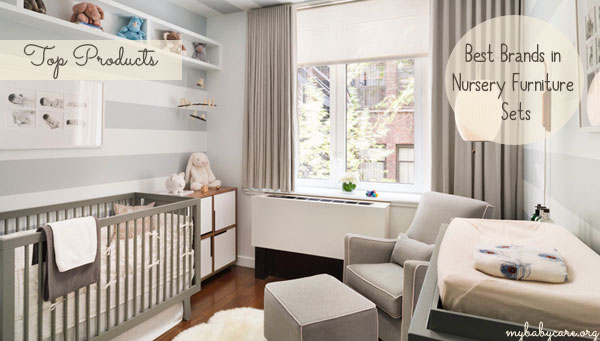 Nursery Decor: The Best Nursery Furniture Sets