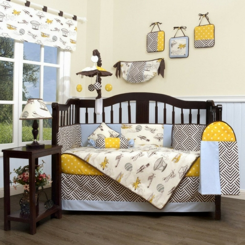 Best Nursery Crib Bedding Sets To Fit All Tastes - The Alpha Parent