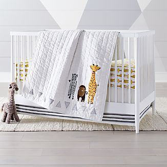 Best Baby Bedding | Crate and Barrel