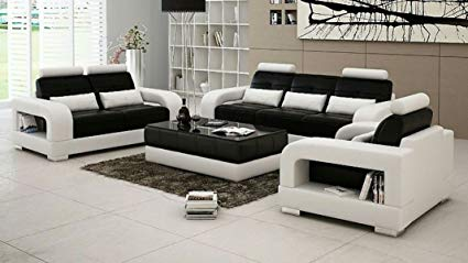 Best furnitures 3+2+1+Centar Table Sofa Set (Multicolour): Amazon.in