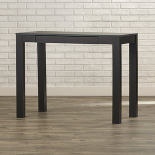 Distressed Black Desks | Wayfair