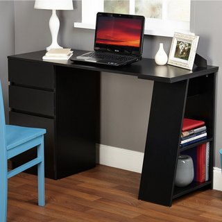 Buy Black Desks & Computer Tables Online at Overstock | Our Best
