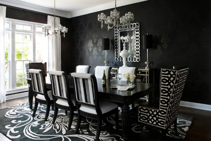 13 Reasons Why Black Dining Tables Work In Any Interior