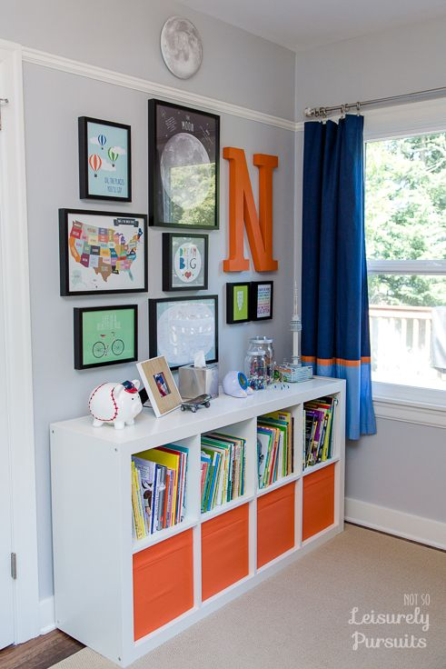 Bedroom for a Kindergartner | Boys room! | Boys room decor, Kids
