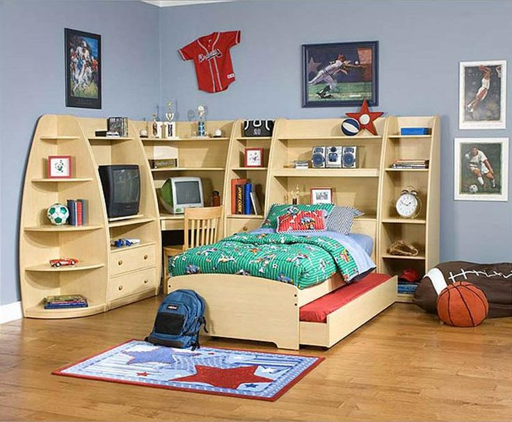 Boys' bedroom furniture u2013 yonohomedesign.com