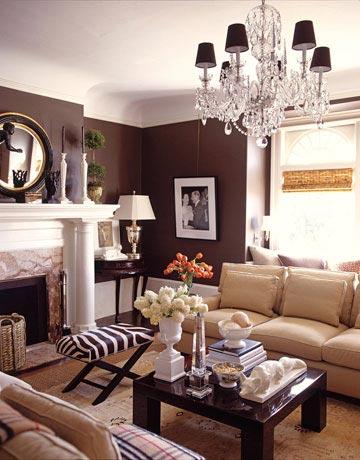 The Brown Living Room Ideas Decorifusta