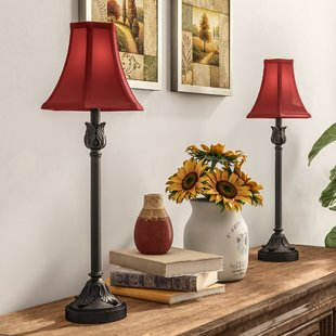 Pair Of Buffet Lamps | Wayfair