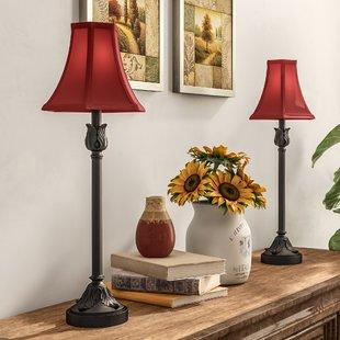 Pair Of Buffet Lamps | Wayfair