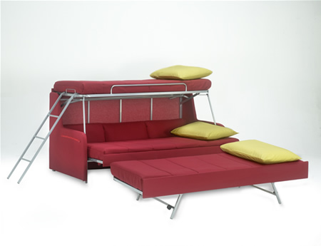 Transforming Sofa Bunk Bed | Expand Furniture