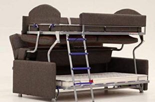 Amazon.com: Complete Collapsible Bunk Bed Elevate Finland: Home