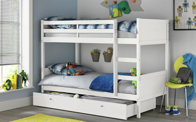 The best bunk beds for kids' rooms | Real Homes